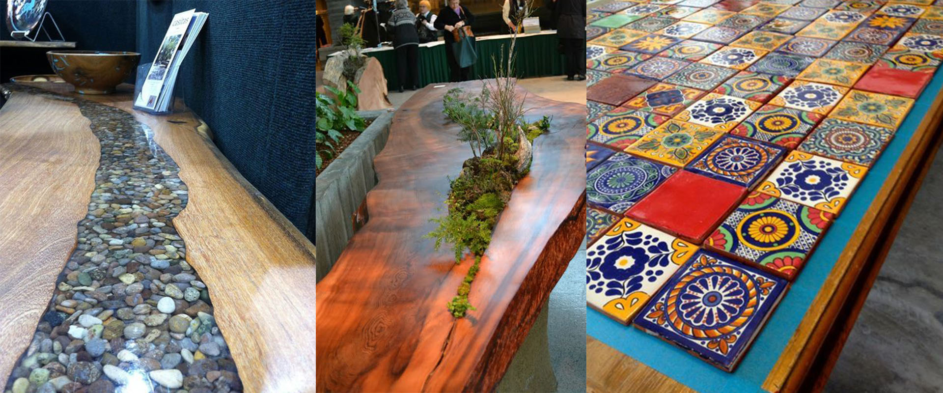 6 times when Countertops became the most versatile table tops