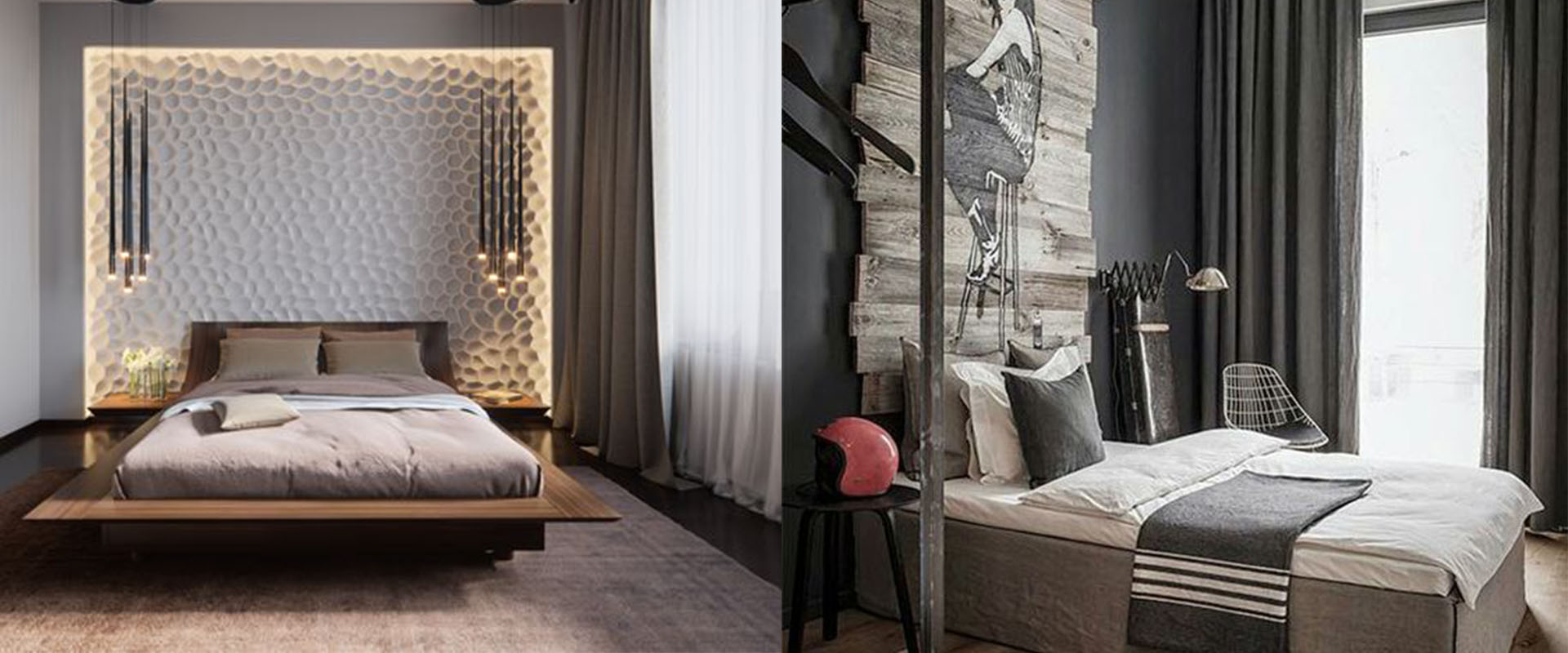 You will never guess what is cool about these bedrooms