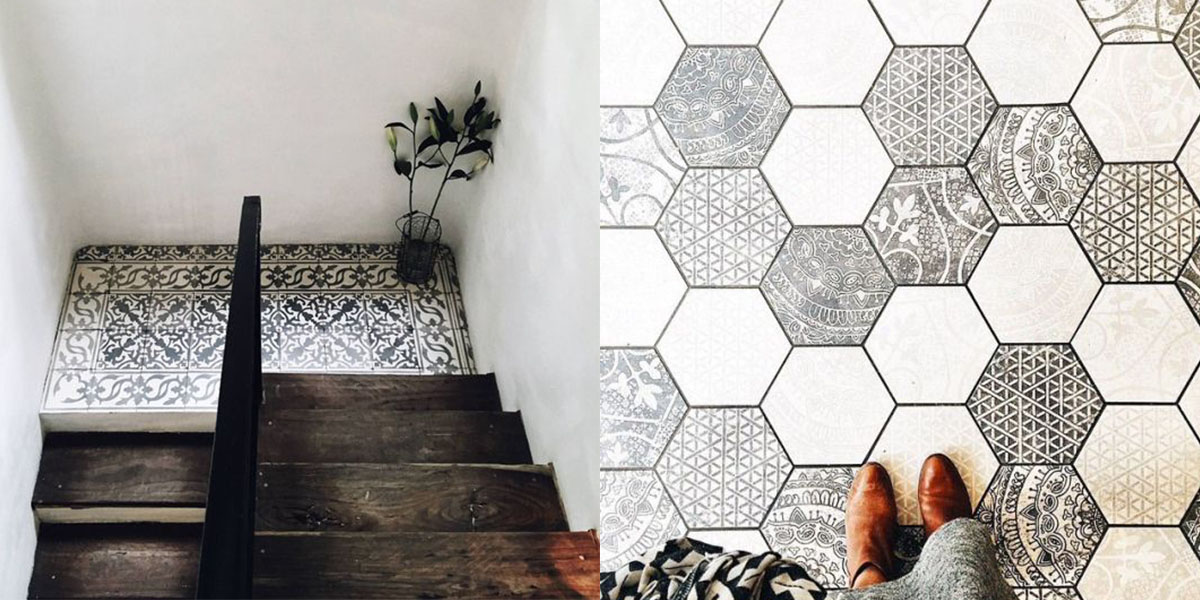 These new design trends will make you want to break your floors