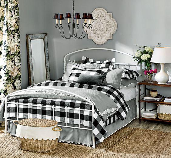How to add buffalo check to your home decor atom interiors - Interior furniture warehouse buffalo ny ...