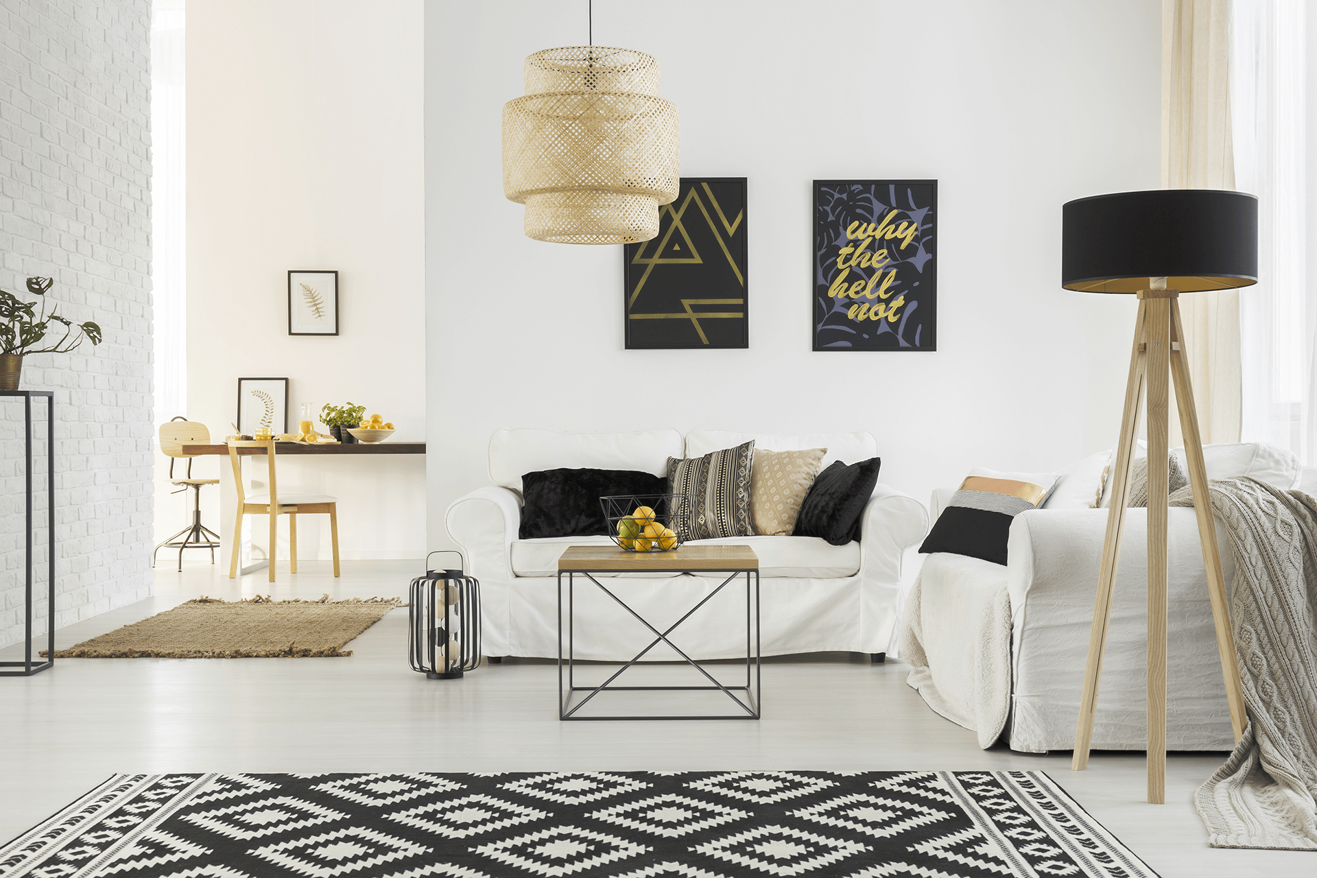 On-trend minimalist furniture for your home!