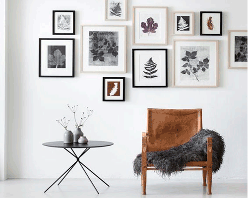 How to display art in your home?