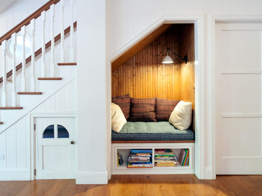 Reading Nook Interiors