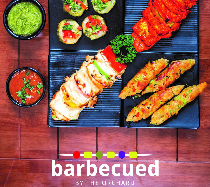 Barbecued By The Orchard