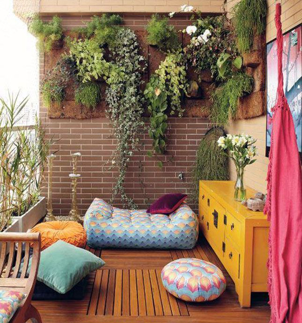 Indoor Outdoor Plants Decor