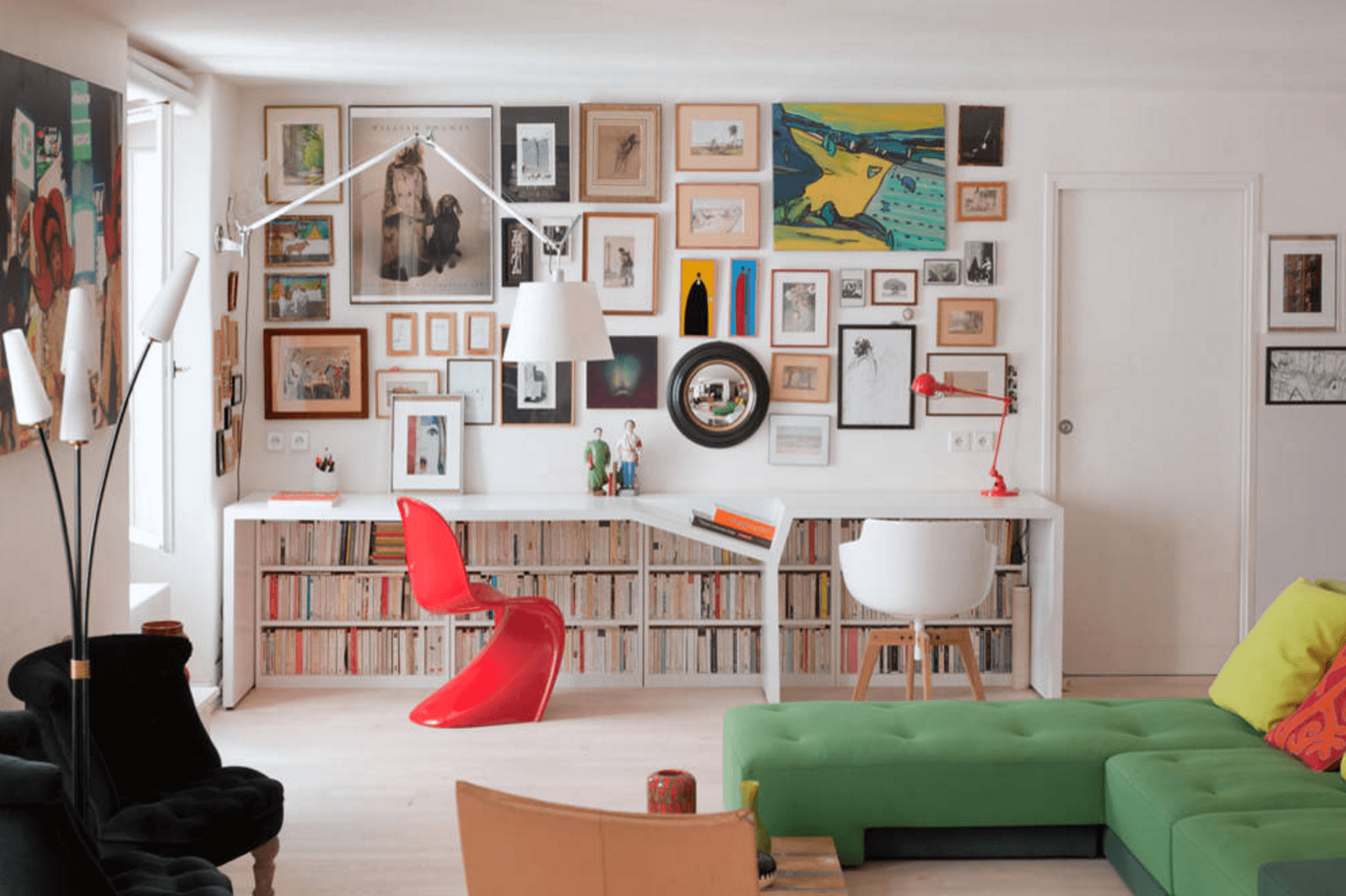 Home Office Decor Tips From Atom