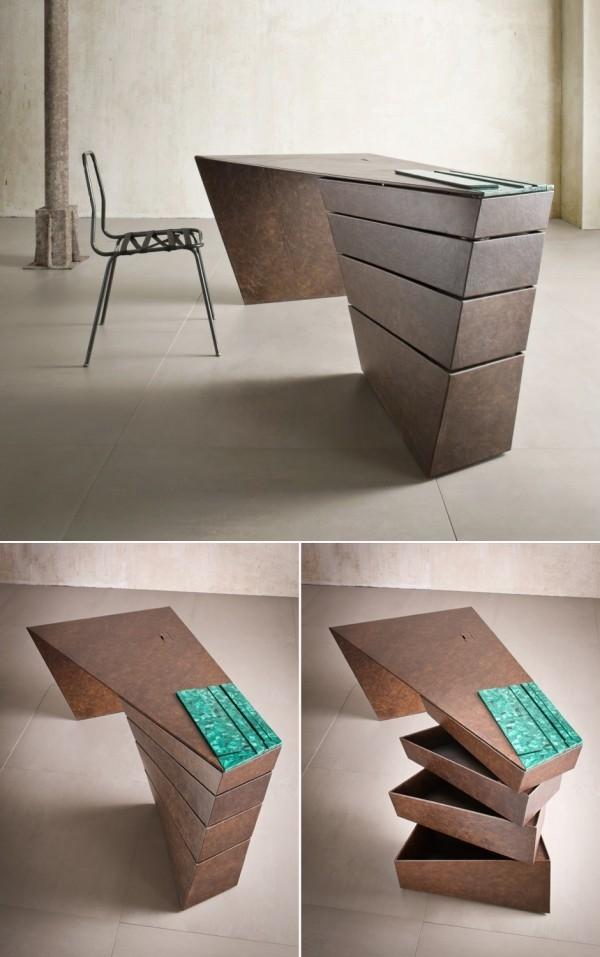 cool-home-office-desks-modern-desks-twisted-desk-home-office-furniture-ideas
