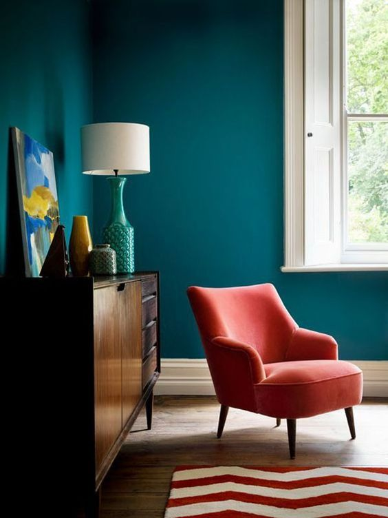 Jewel tones of blue a trend for 2019