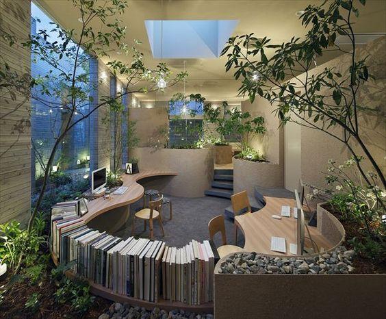 Office Interiors Trends 2019 Zen Style