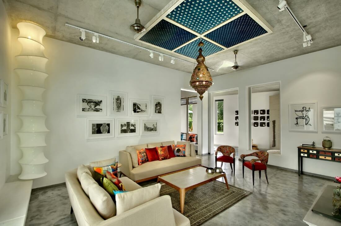 Statement Ceiling Interior Design Trends 2019
