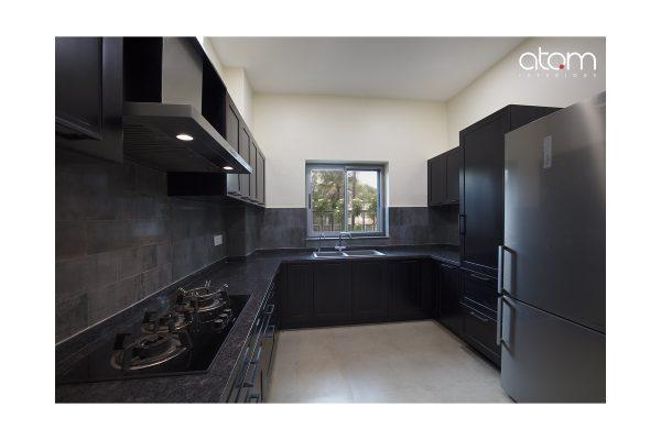 Gothic U-shaped Kitchen