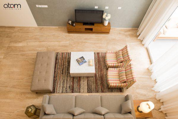 Mid-century Modern Living Room Decor