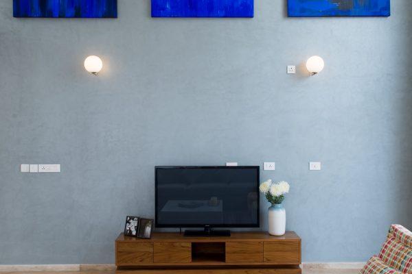 Mid-century Modern Living Room Interiors