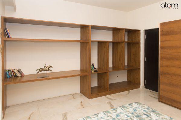 Mid-century Modern Study-cum-storage Unit