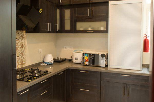 Modern-classic Kitchen Interiors