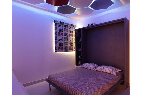 Neo Classic Bedroom Interiors