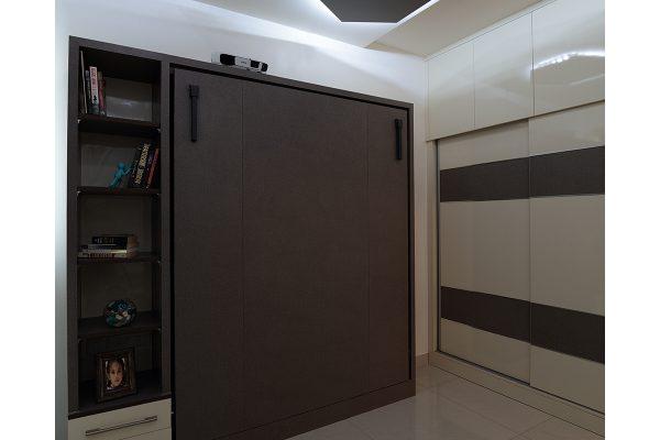 Neo Classic Guest Bedroom Interiors