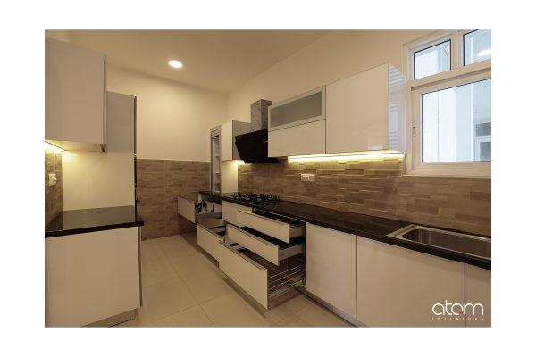 Neo Classic Kitchen Internals