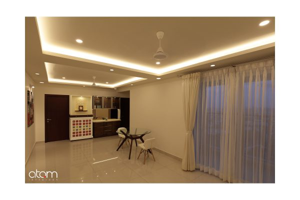 Neo Classic Living Room Interiors