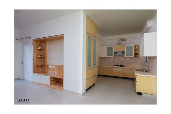 Pastel Foyer Interiors