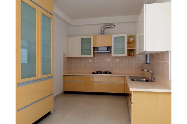 Pastel Kitchen Interiors