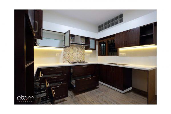 Renovated Rustic Kitchen Internals