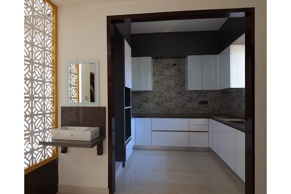 Ultra Modern Kitchen Interiors