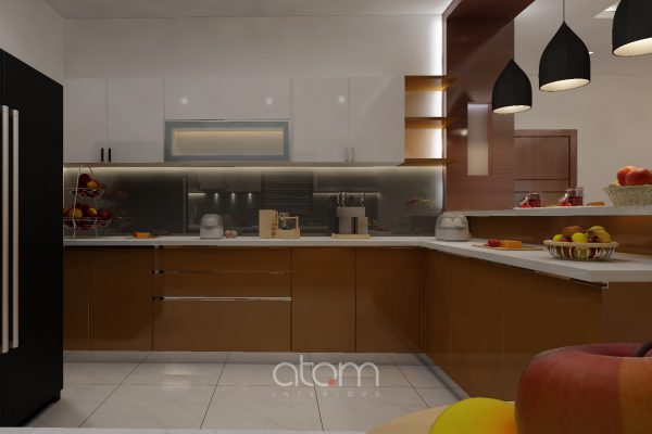 Contemporary Kitchen Theme