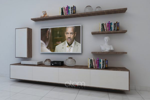 Conventional TV Unit