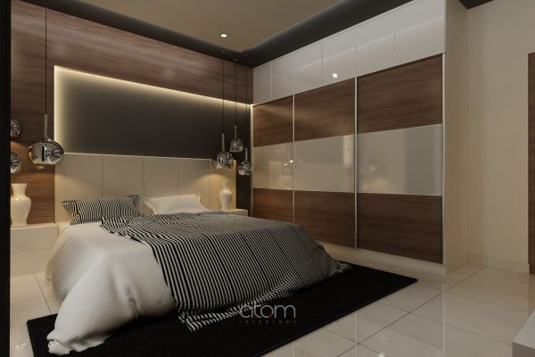 Modern Bedroom Theme