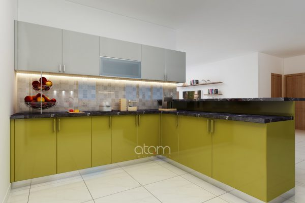 Modern Kitchen Theme